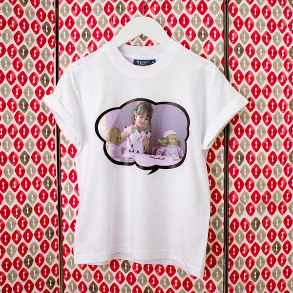 T Shirts Bambino personalizzata